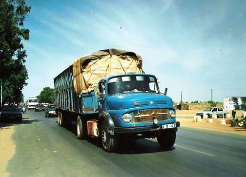 Mercedes-Senegal