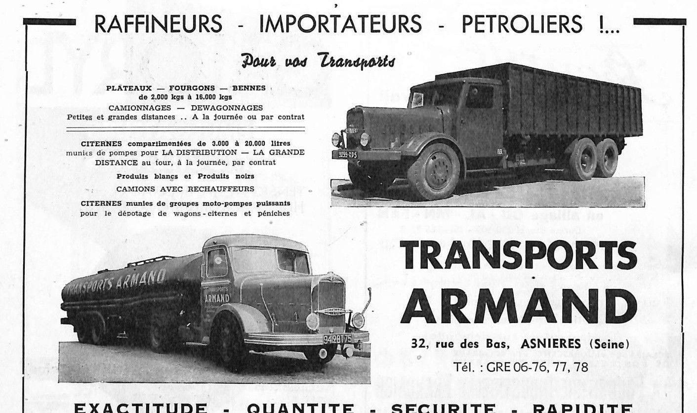 Armand-Transport