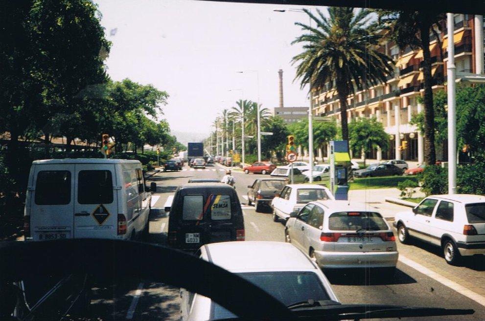 8-Barcelona-oude-weg-door-de-stad