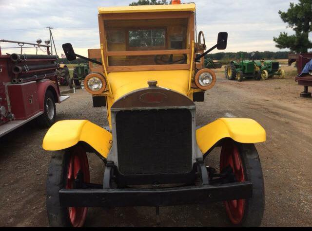 Mack-1921-ketting-aandrijving
