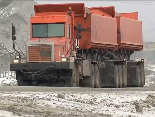 Tonar-Truck