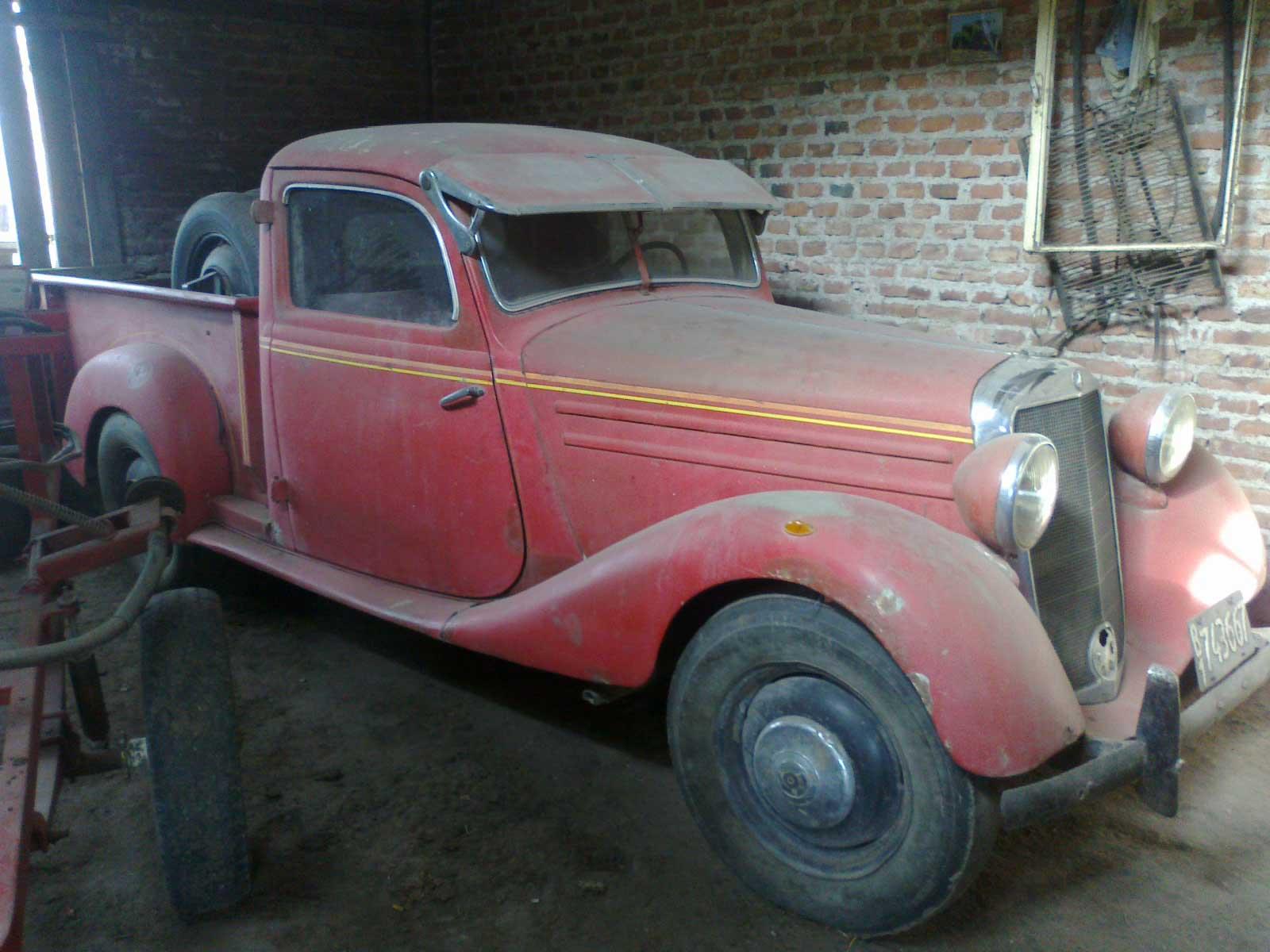 1952-Mercedes-pickup