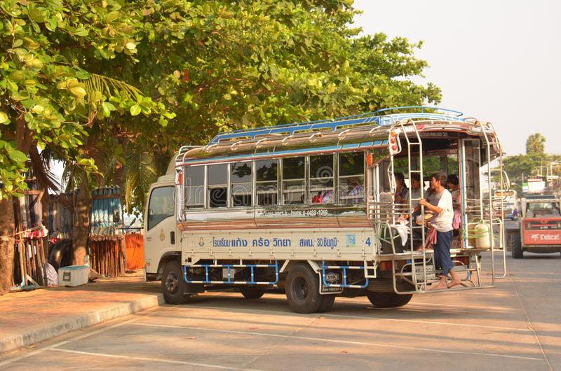 truck-bus-large-converted-conveyance-beach-goers-inland-pattaya-thailandn-97922554