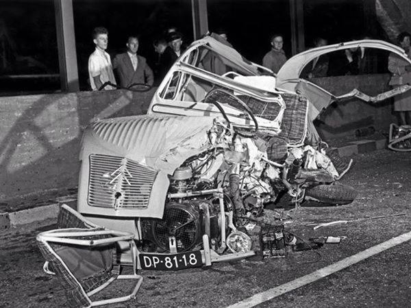 Citroen-Crash