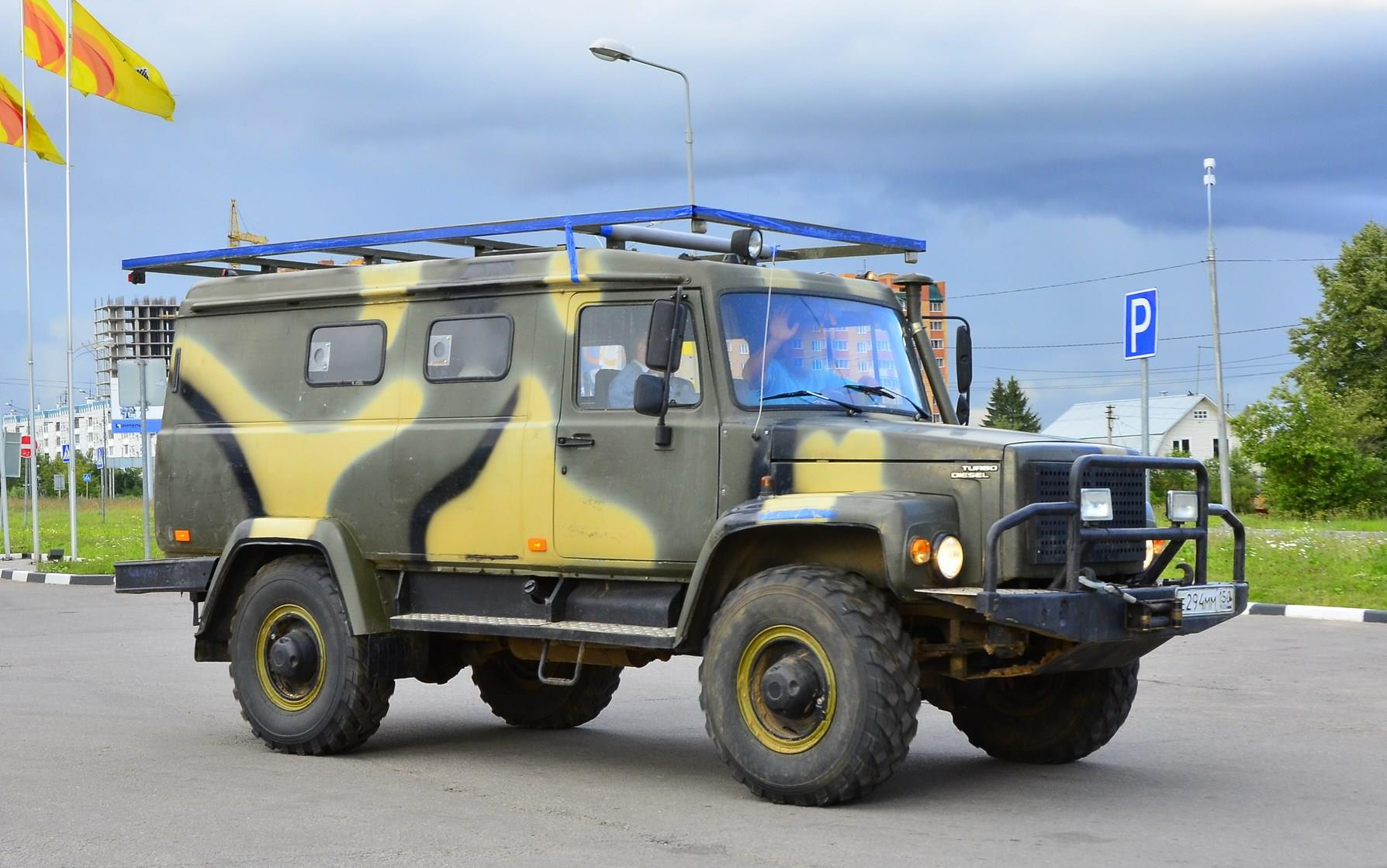 GAZ-330811-4x4