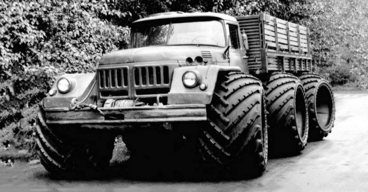 ZIL-132-6x6-Monster-Truck-1