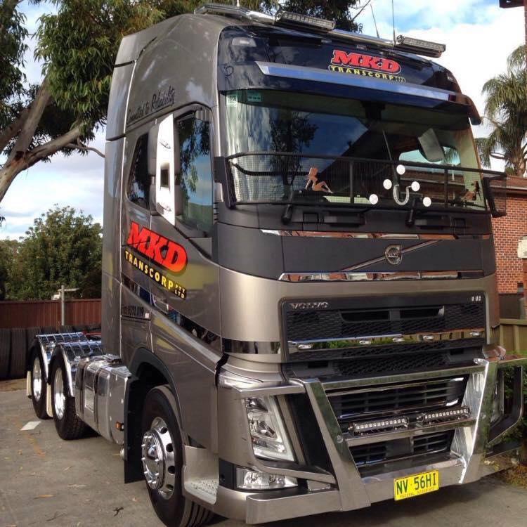 Volvo-FH-Brisbane