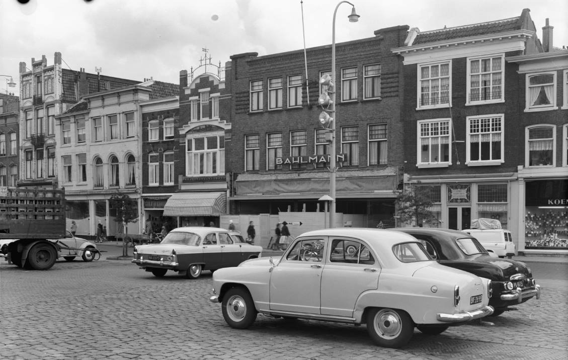 Gouda-Markt-1962