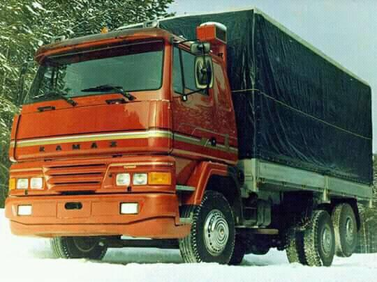 Kamaz-6X2
