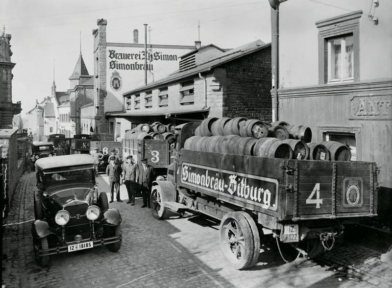 1919-Bitburg-Brauerei