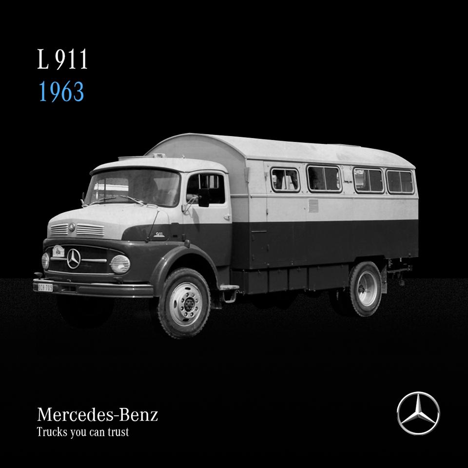 Mercedes-L911