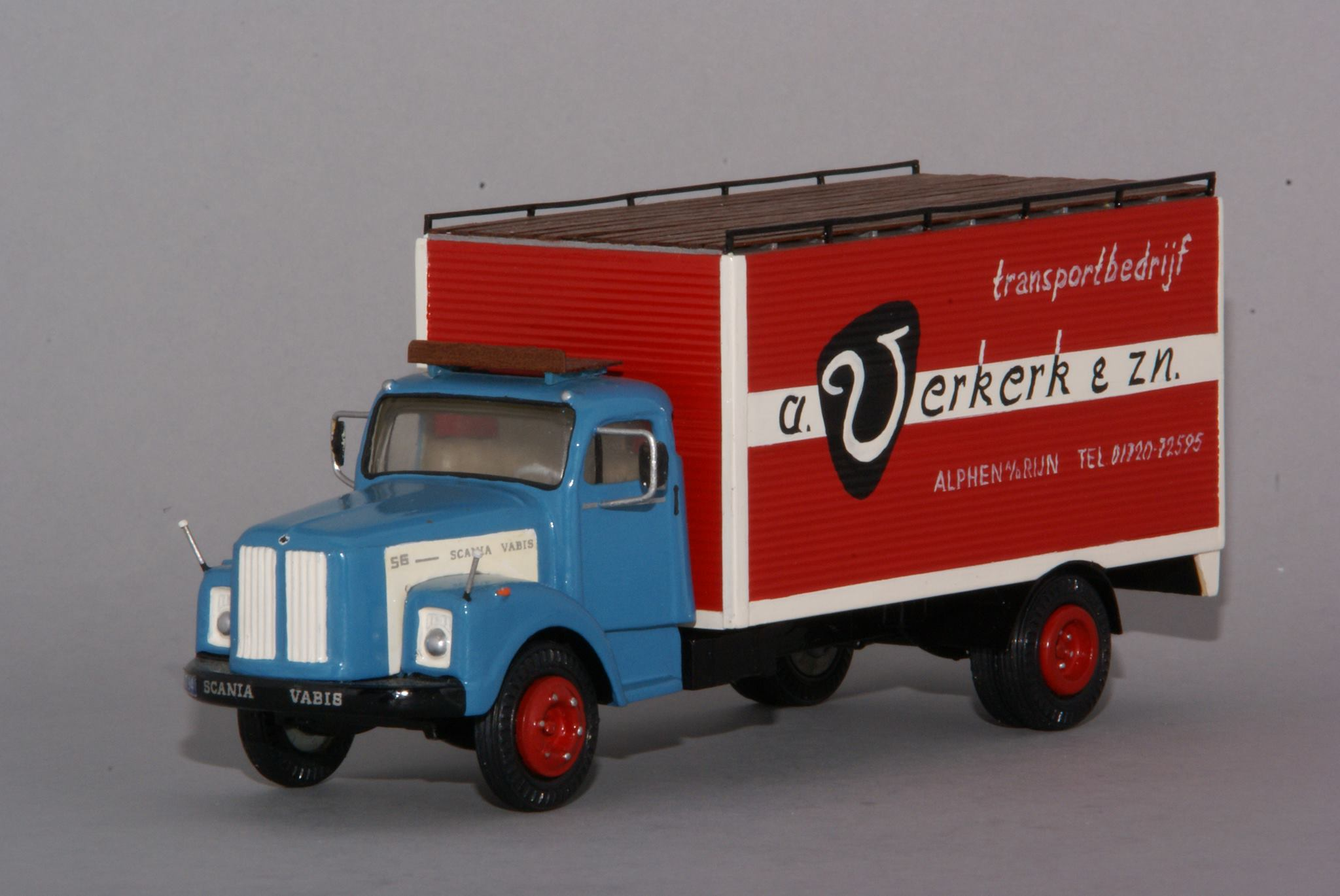 Scania-vabis-56-model--Jan-Houtman
