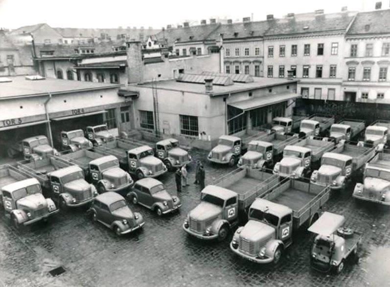 1958-Wien-Ottakringer-Brauerei