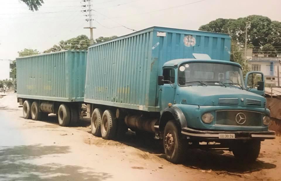 Mercedes-Uganda