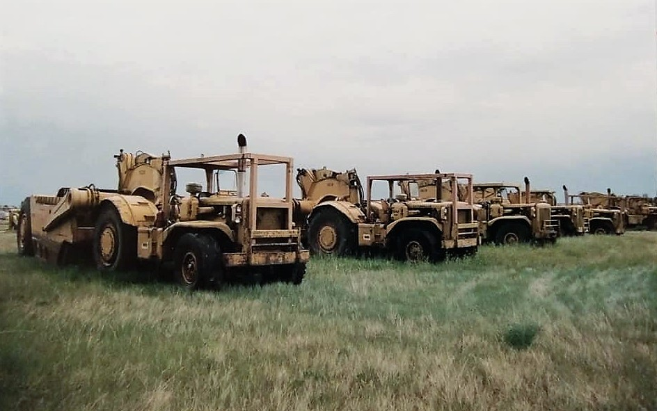Michael-Hubert-Chicopee-A-field-of-Cat-666660650-scrapers-I-photographed-in-Wyoming-back-in-2000-They-were-owned-by-Osbourne-Bros-construction-2