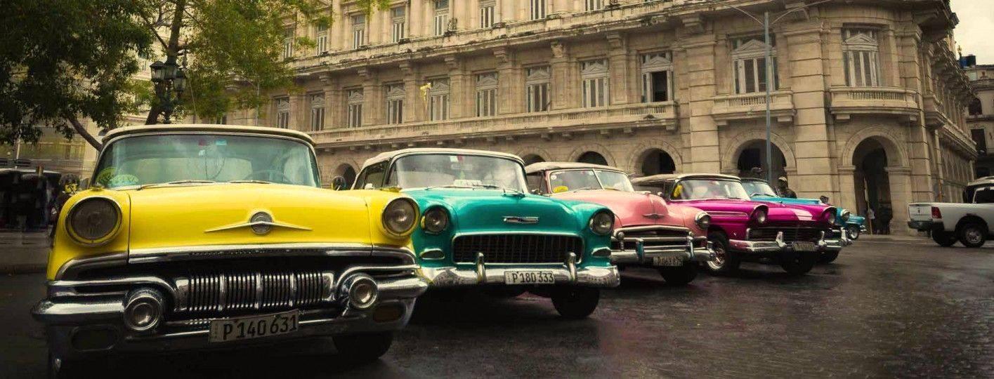 Cuba-Taxi