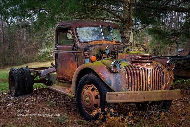 Chevey-truck