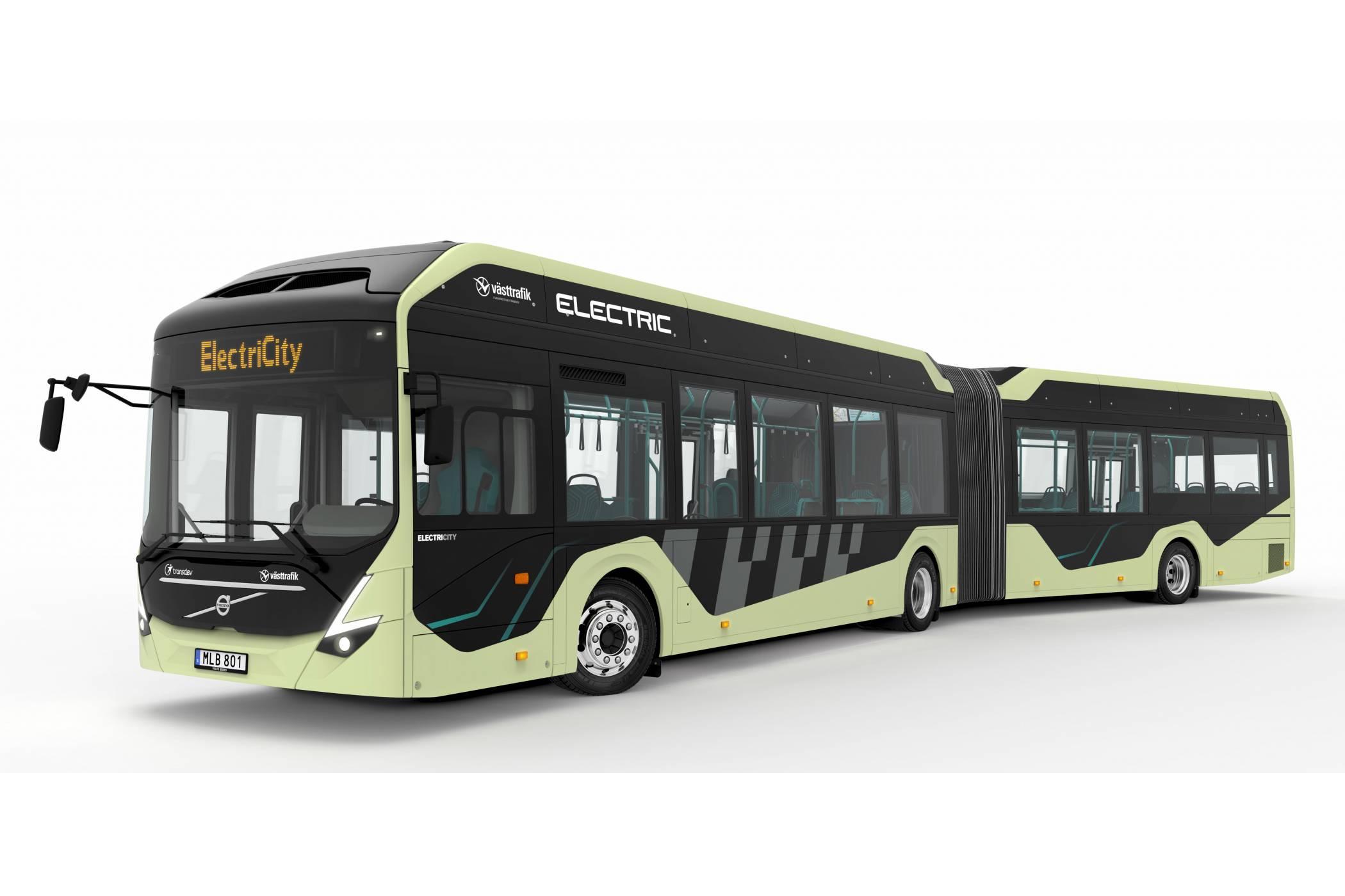 vollelektrischer-volvo-gelenkbus-prototyp-electricity-Gotebrug