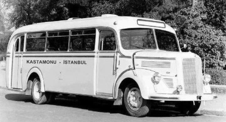 Turkije--Mercedes