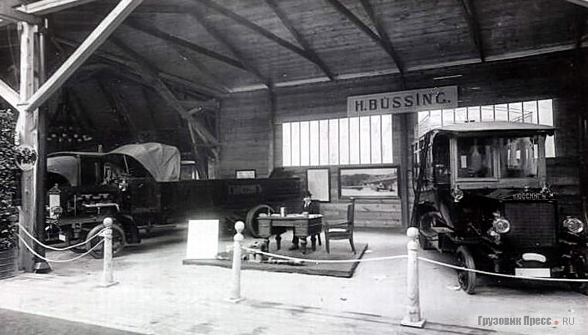 Bussing-1913-Op-de-stand-van-de-duitse-firma-bussing--werden-de-gouden-medaille-type-v-en-bus-type-iii-tentoongesteld