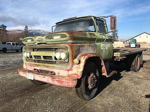 1960-Chevrolet-Viking-50-LCF-Flatbed-Truck