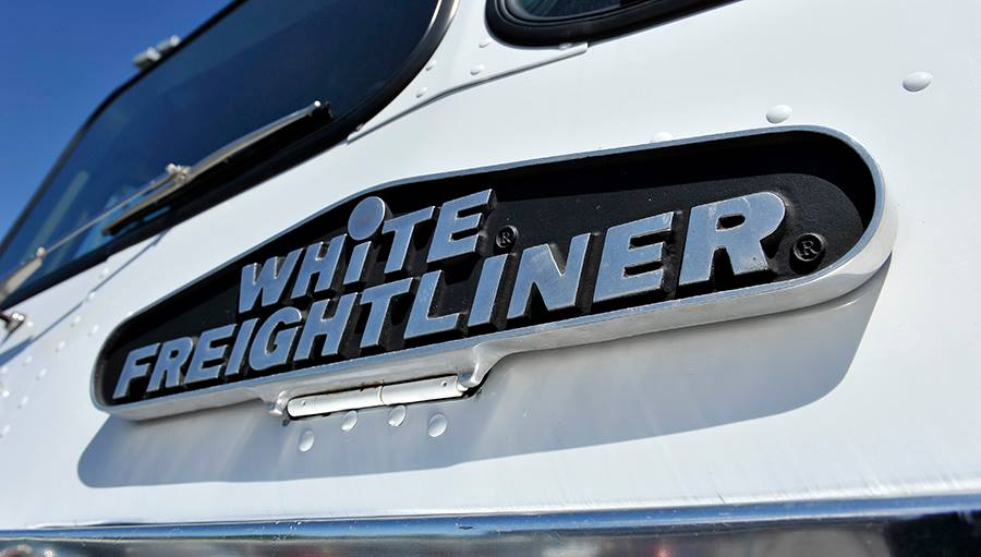 White--Freightliner