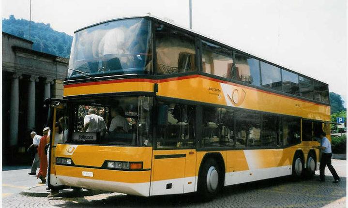 Neoplan--1997-Bellinzano--3-7-1998