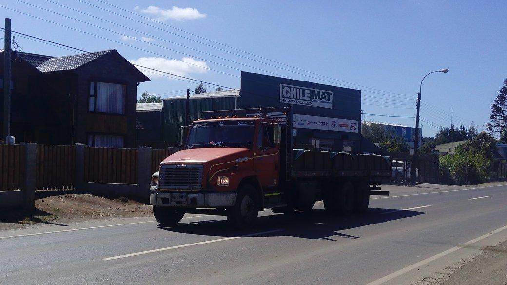 Puerto-Lebu-Chile