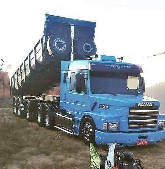 Scania-113H