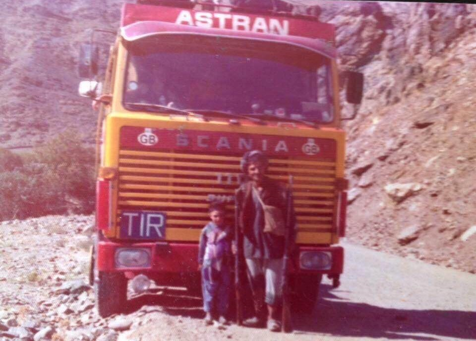 Scania-in-East-Turkije