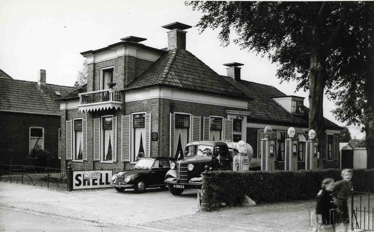 Stadskanaal-met-Shell