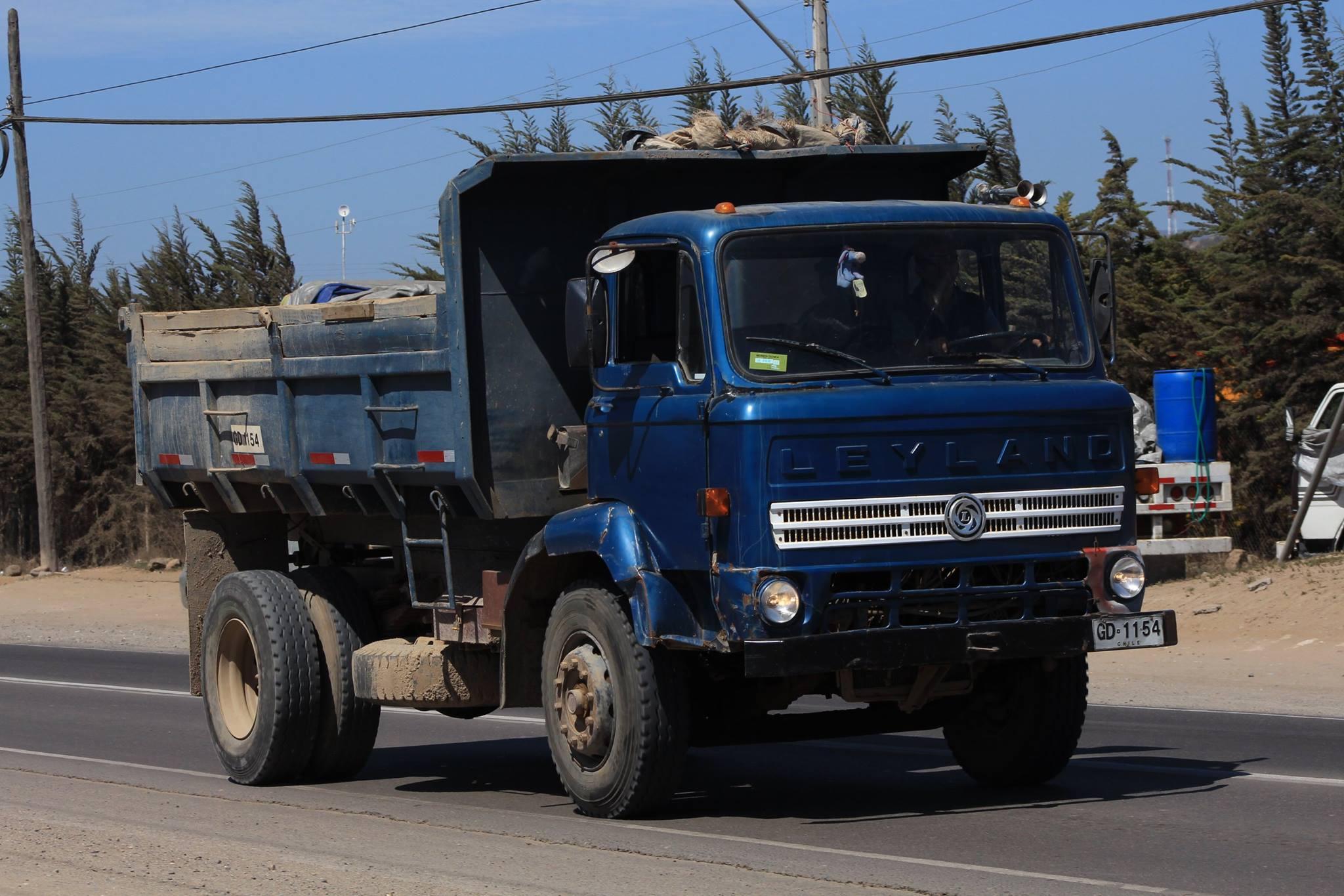 Leyland-Mastiff-MS-1600-4X2-TOLVA--1972
