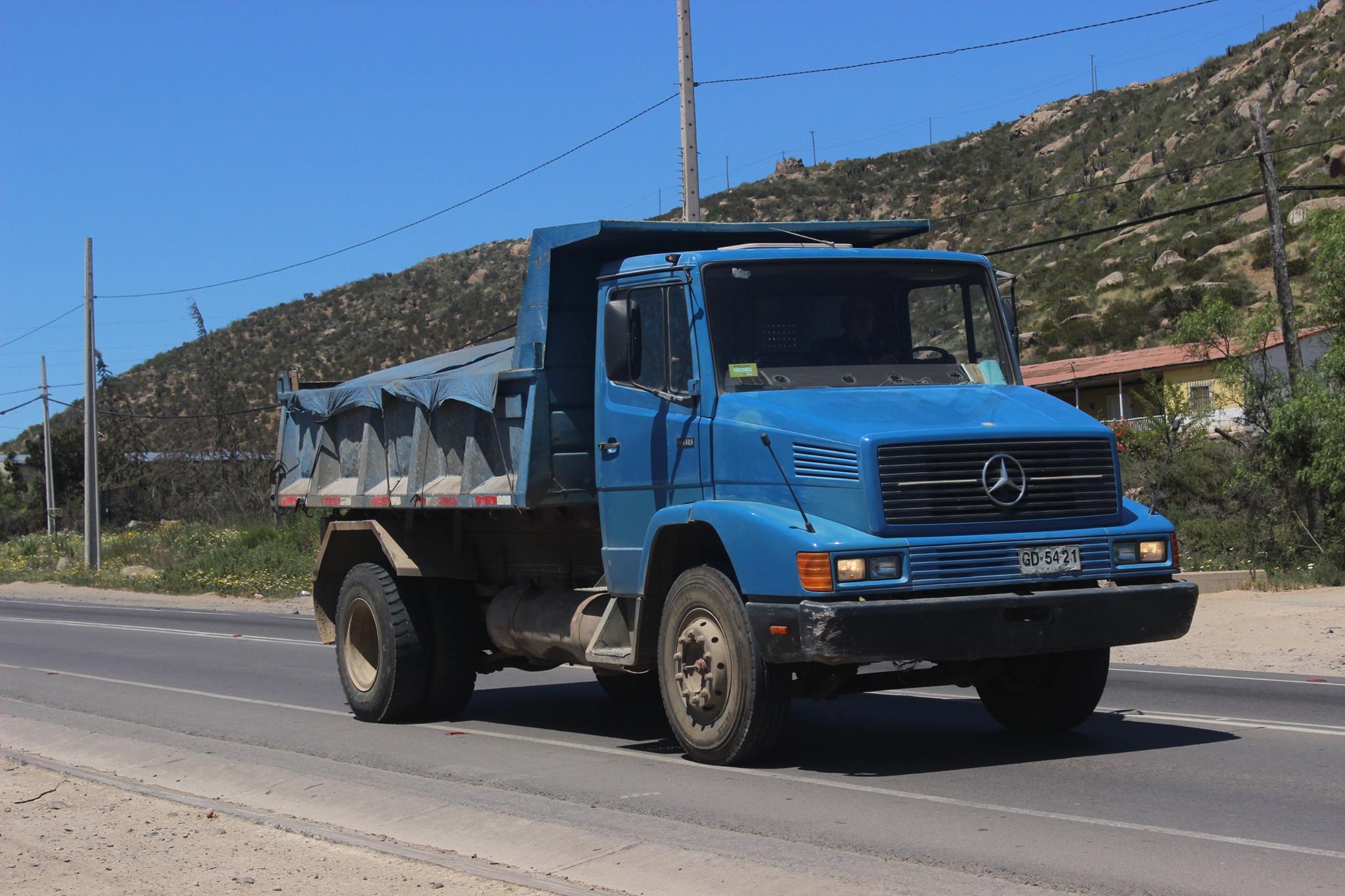 Mercedes-Benz-LK-1618--1990