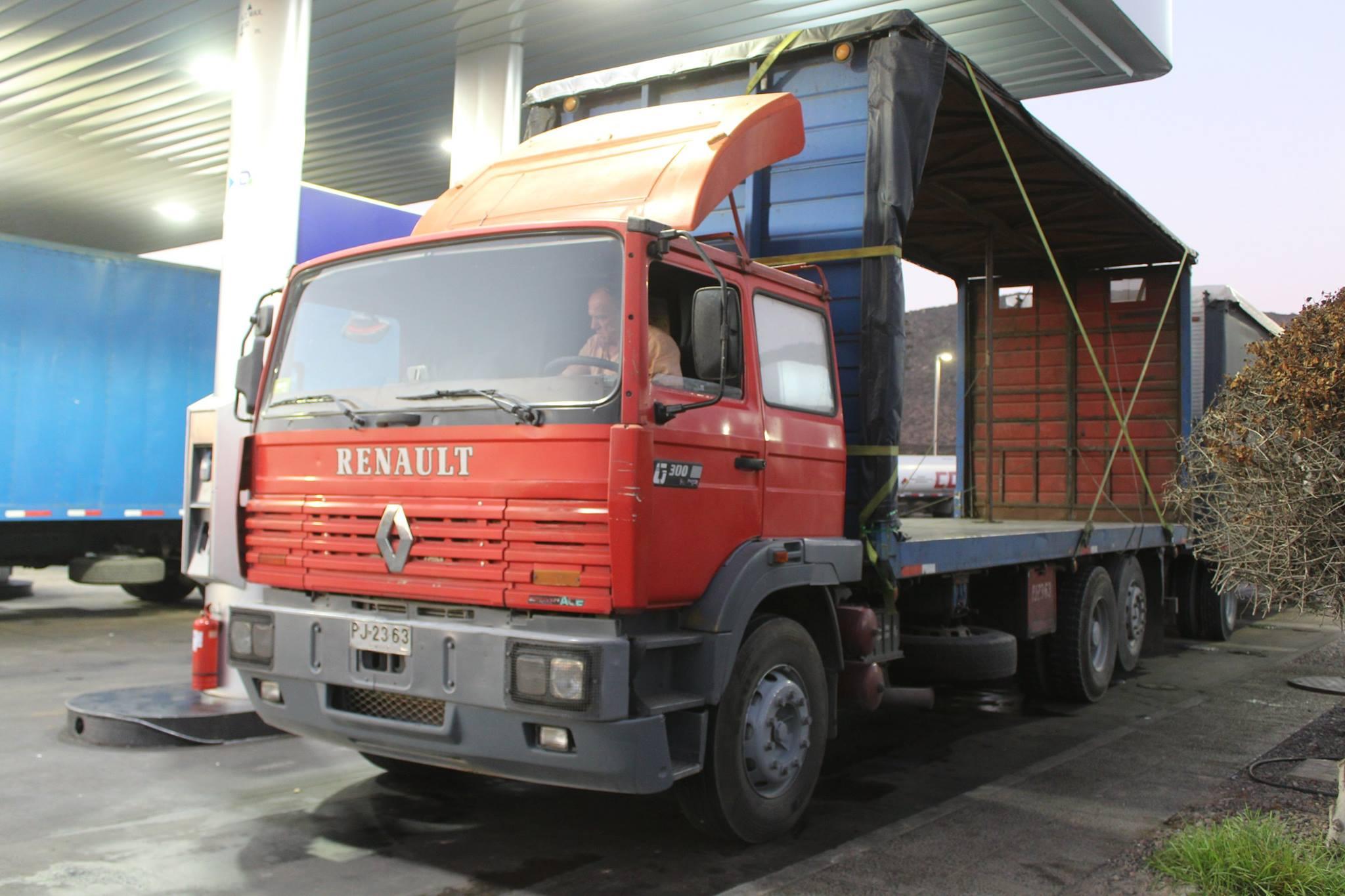 Renault-G300