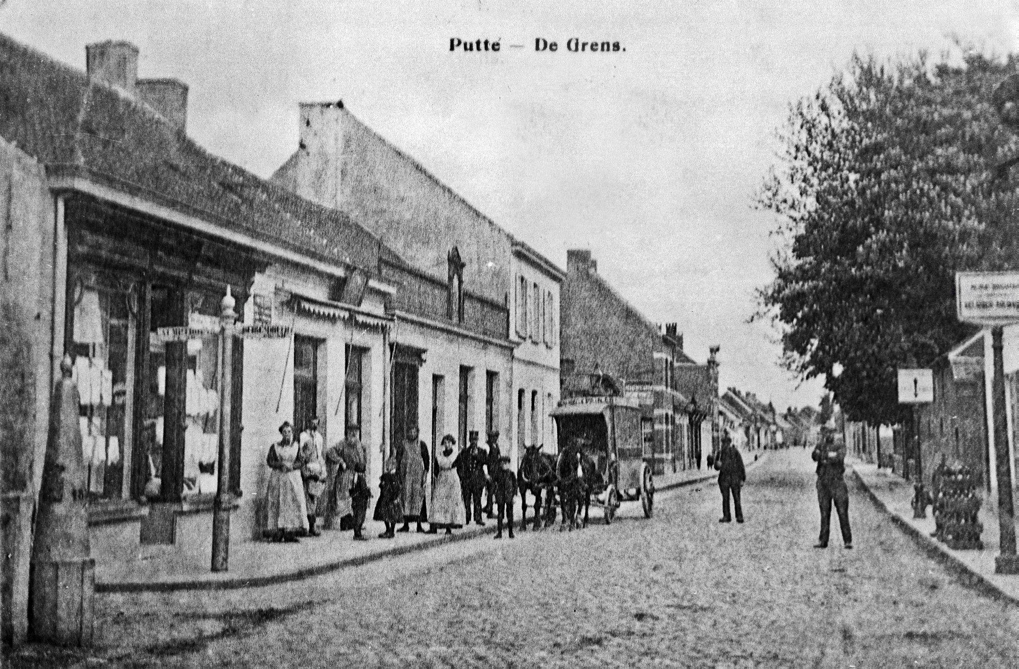 Grens-Putte--Nederland---Belgie
