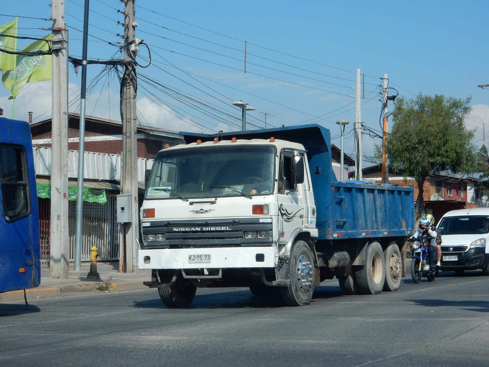 Nissan-Diesel