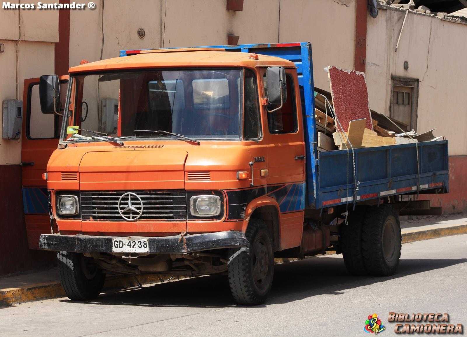 Mercedes-Benz-L-708E