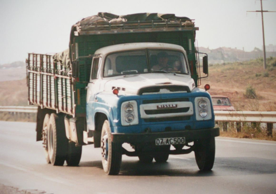Nissan-Camion