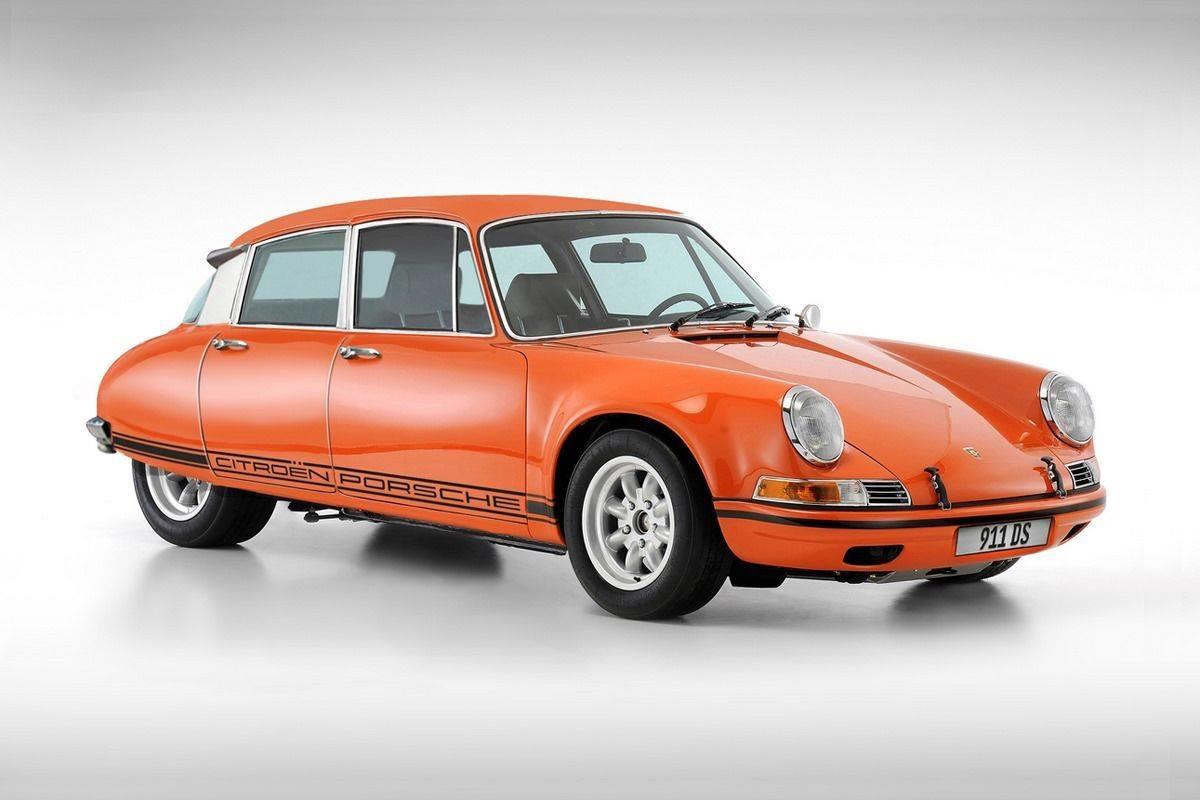 Citroen-Porsche-911-DS-1