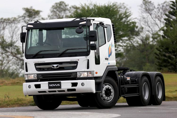 Daewoo-novus-truck