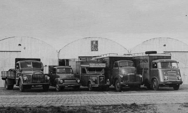Cornelis-Kees-Dubbeldam-Volvo--2-x-Opel--Chevrolet-en-DAF-van-v-d-Heuvel-Gorkum