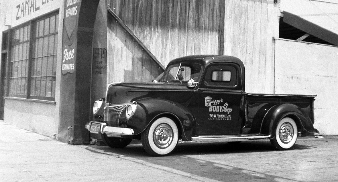 Ford-1940-Pick-up