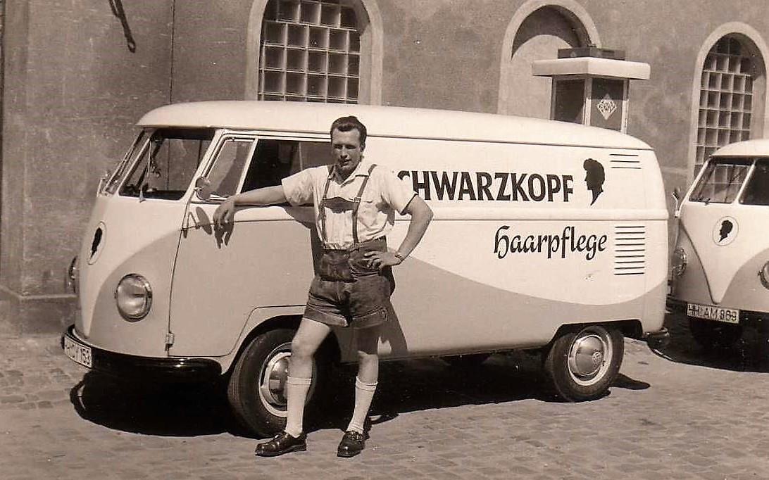 Volkswagen-T1-1956