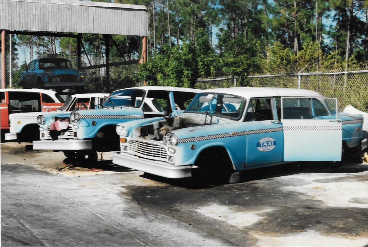 Checker-Motor-Cars-The-last-of-the-Freeport-Bahamas-Checkers-We-have-the-last-running-Checker-19-being-restored-1