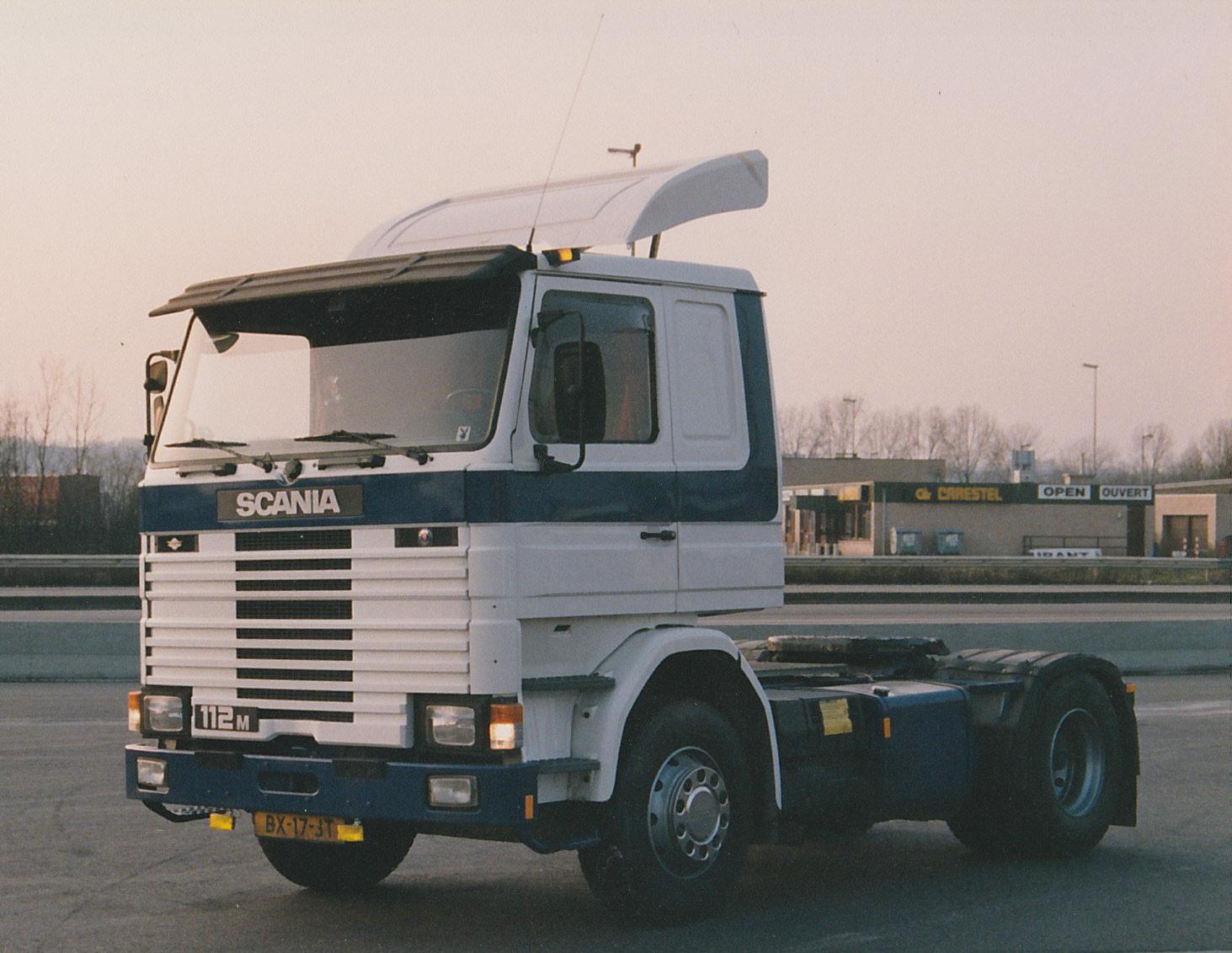 Scania-R112M