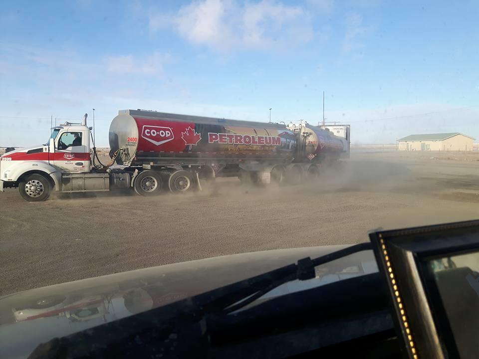 Esso-Truck-stop-Davidson-SK-3