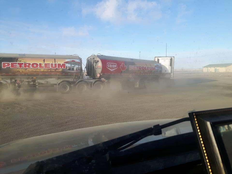 Esso-Truck-stop-Davidson-SK-5