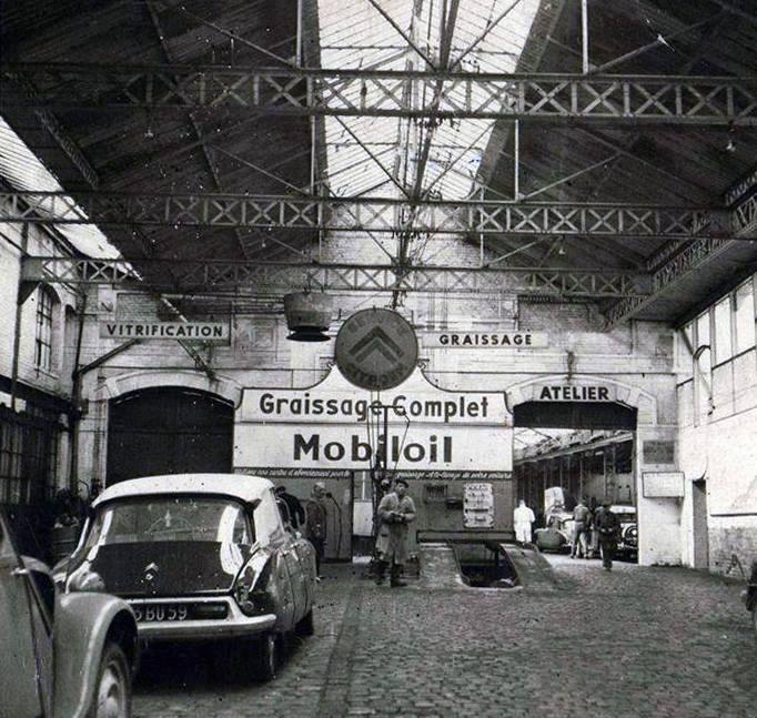 Citroen-garage