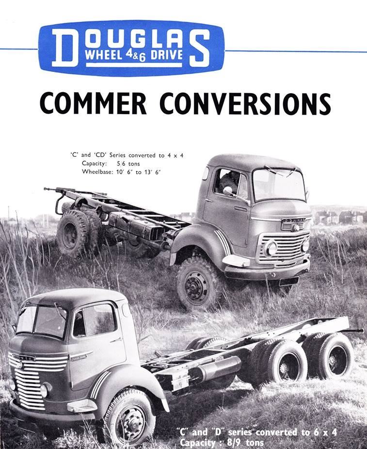 Commer-Douglas-Conversions
