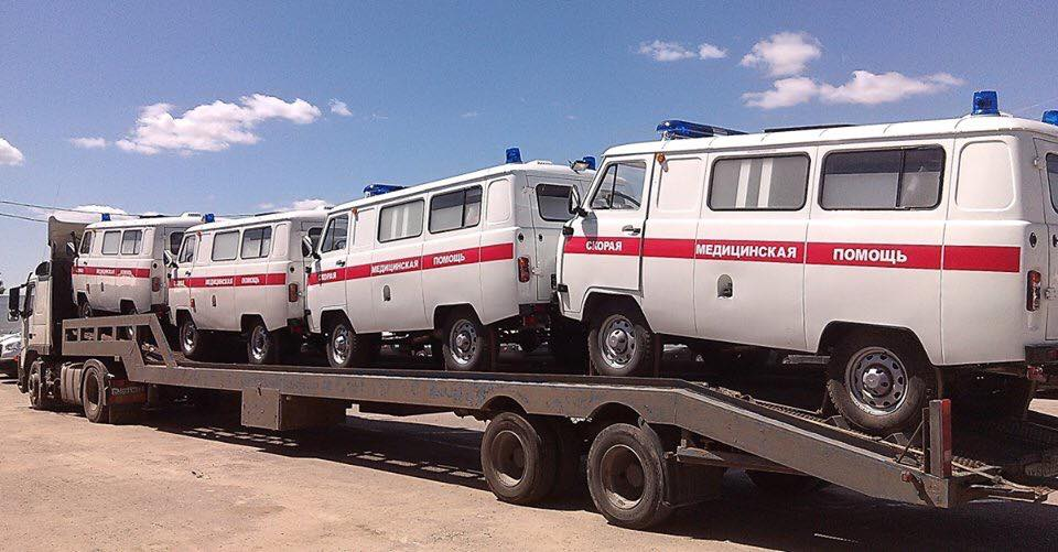 Ambulances-UAZ-2